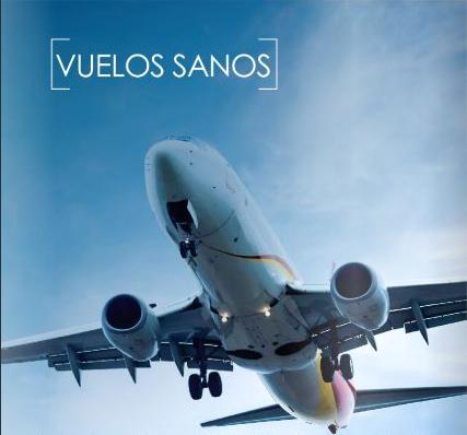 vuelos sanos- Una edición de Tours & Trips Magazine